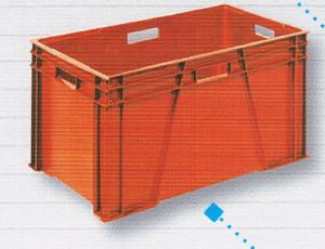 Choisir son matériel pour le déménagement : caisse en plastique